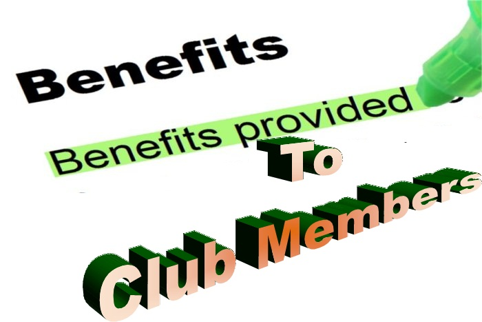 BENEFITS FOR MEMBERS-DJ SERVICES